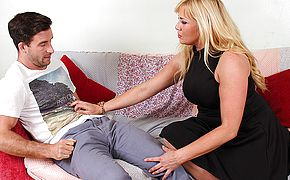 British housewife fucking and sucking her <b>ass</b> off
