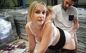 Sexy French Milf is fucked in her pussy and up her <b>ass</b>